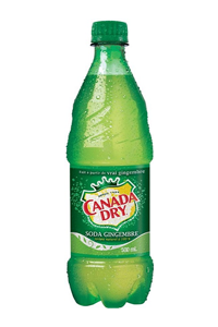 Canada-Dry Ginger Ale