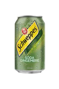 Schweppes Ginger-Ale