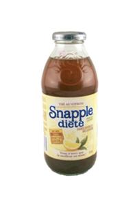 Snapple Citron Diète