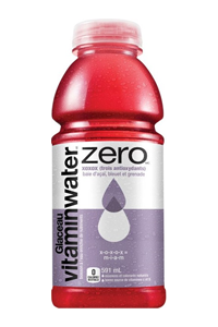 Vitamin Water Zero XOXOX